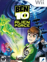 Ben 10 Alien Force (PS2)