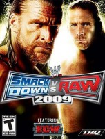 WWE SmackDown! vs Raw 2009 (Wii)